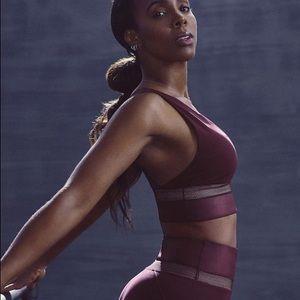 Fabletics Kelly Rowland Rhythm 2 piece Outfit